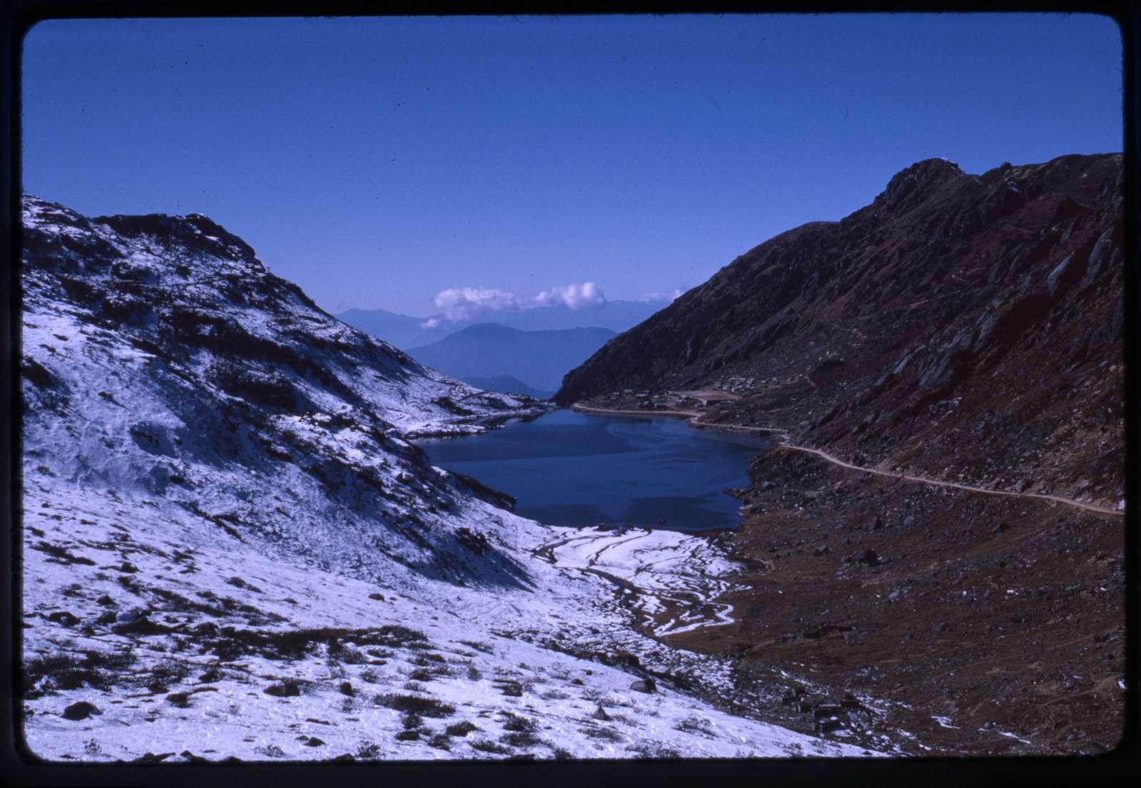 [Tsongmo Lake, along the Nathu La pass, Sikkim]