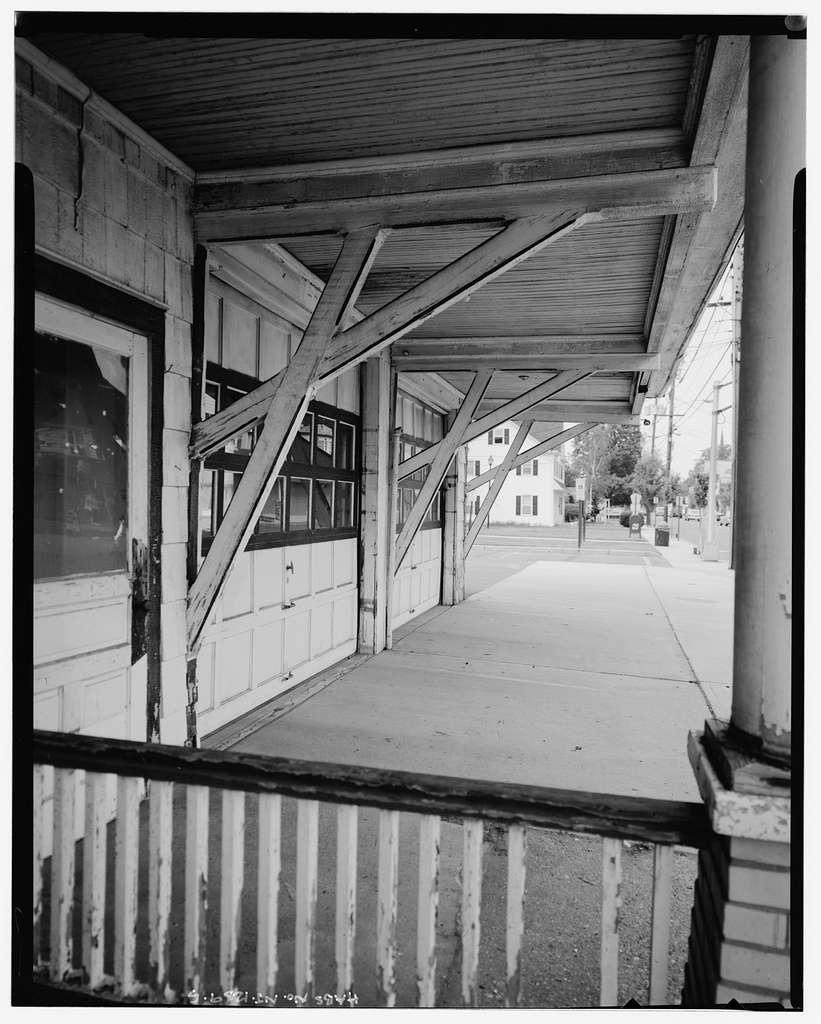 Union Hotel, 13 Main Street, Englishtown, Monmouth County, NJ