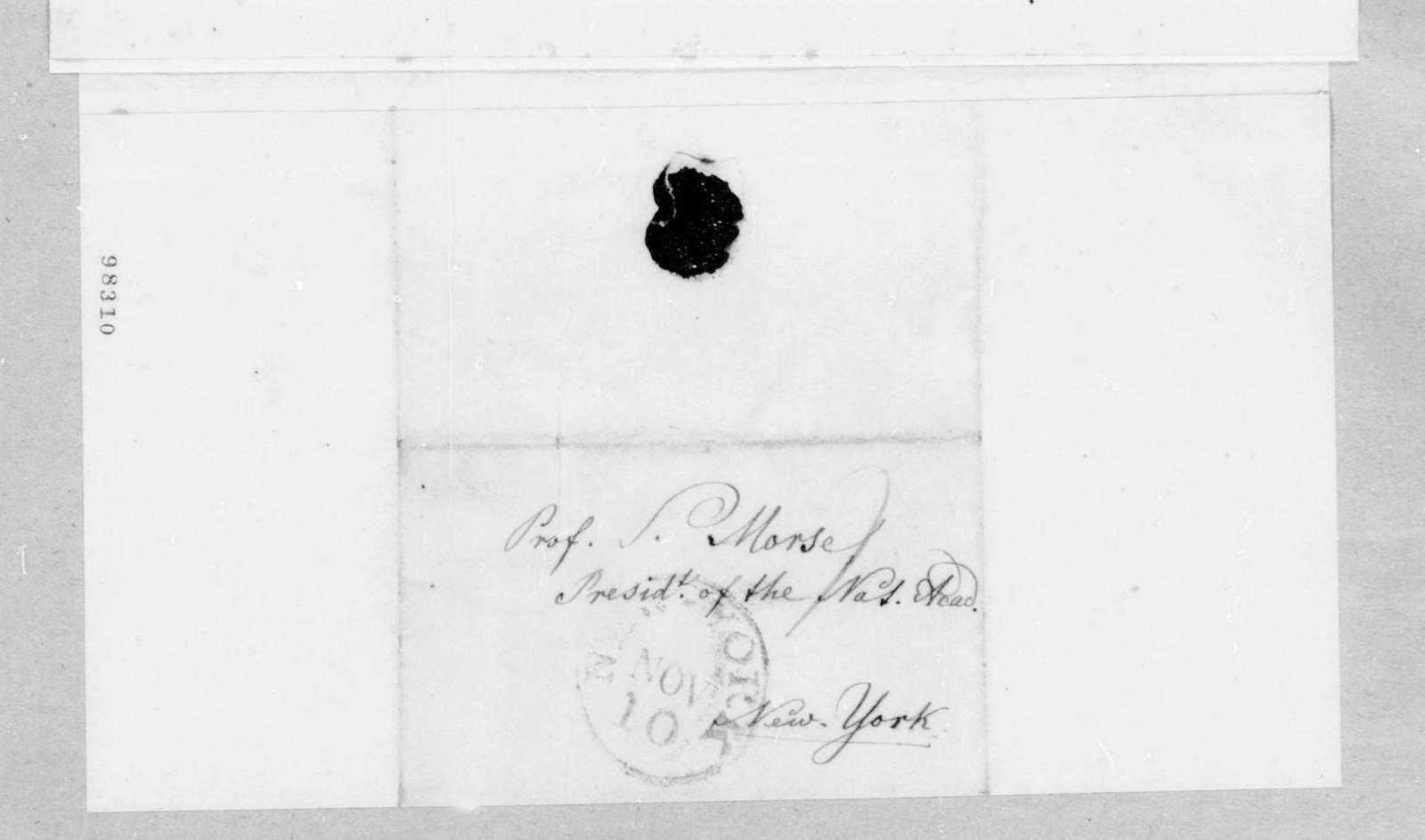 Bound volume---28 November 1835-18 April 1838
