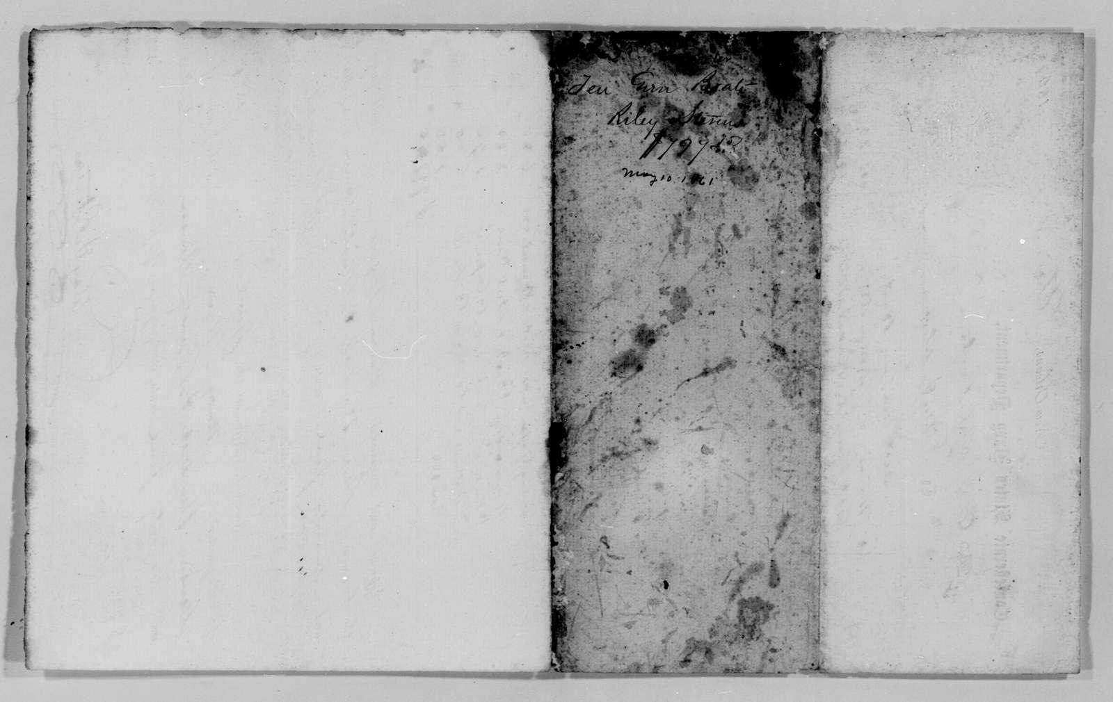 Confederate States of America records: Microfilm Reel 69
