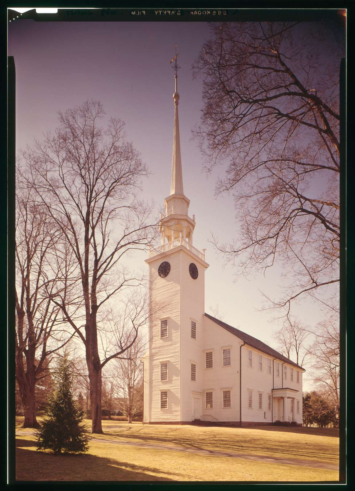 First Church of Christ (Congregational), Main Street, between School & Church Streets, Farmington, Hartford County, CT
