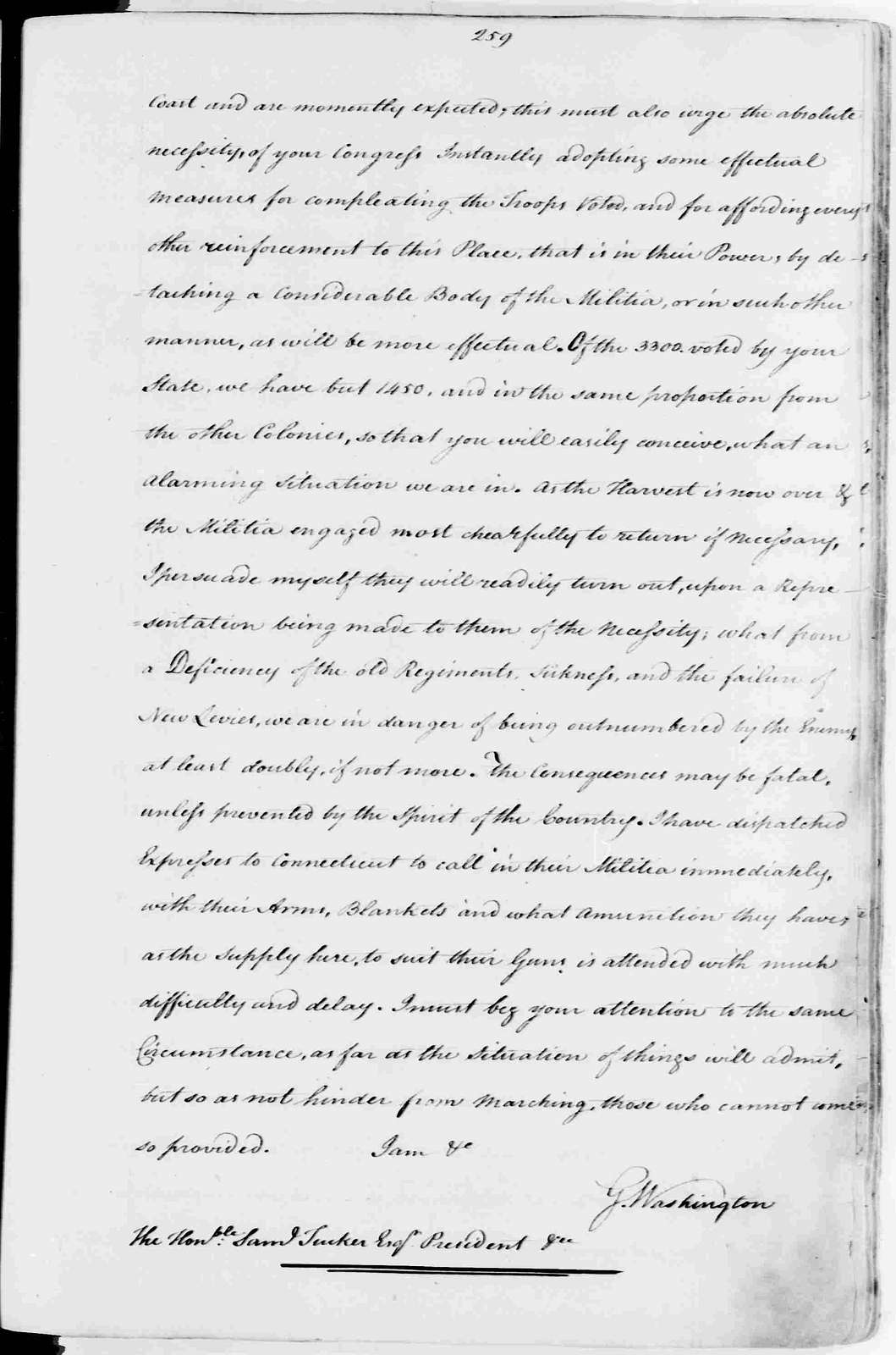 George Washington Papers, Series 3, Varick Transcripts, 1775-1785, Subseries 3C, Civil Officials and Private Citizens, Letterbook 1: June 26, 1775 - Jan. 14, 1778