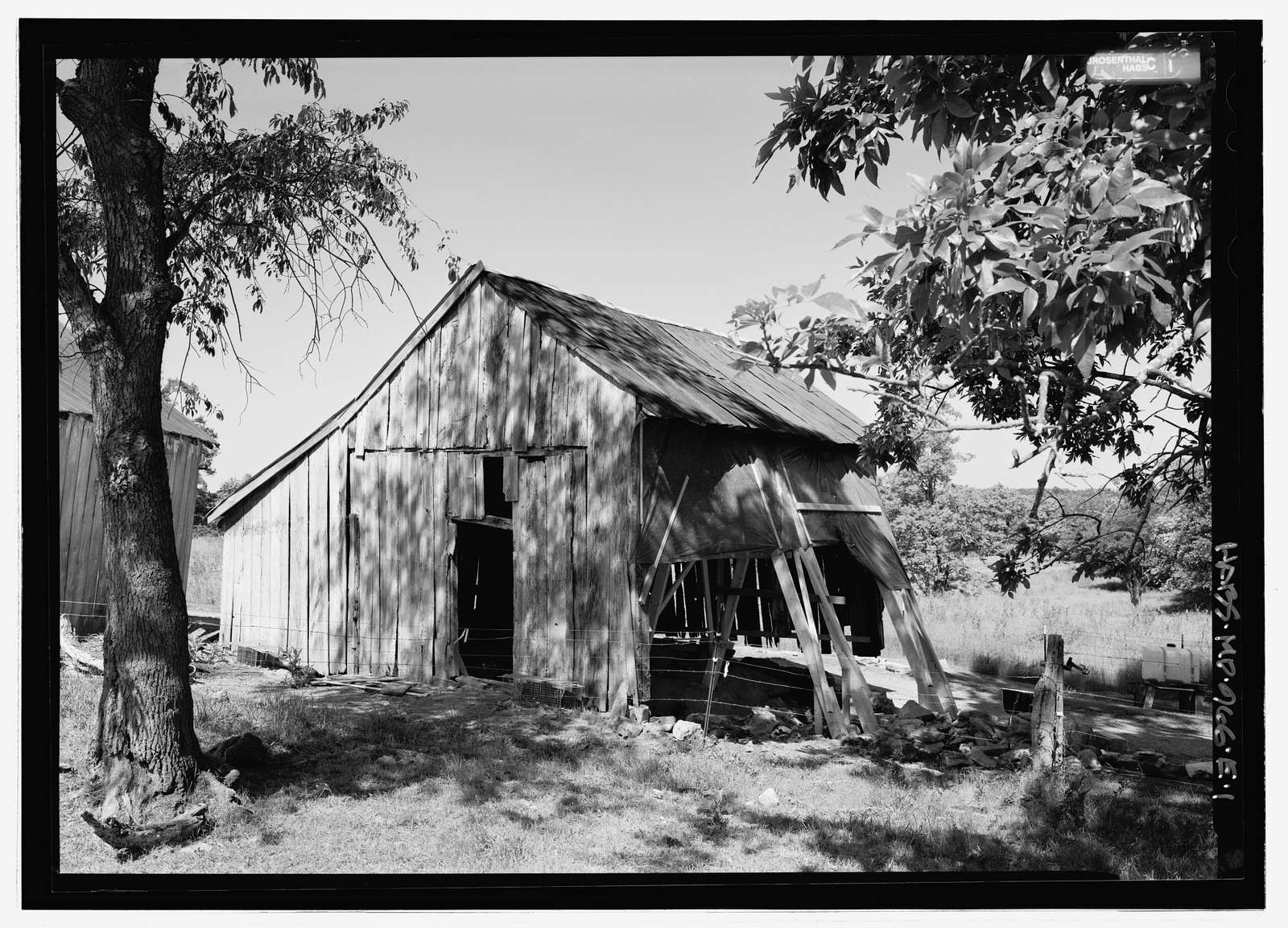 Joseph Poffenberger Farm, Shop, 17834 Mansfield Avenue, Sharpsburg, Washington County, MD