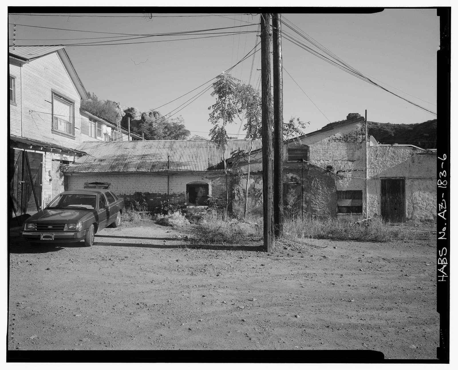 La Casa Grande, Park Avenue, Clifton, Greenlee County, AZ