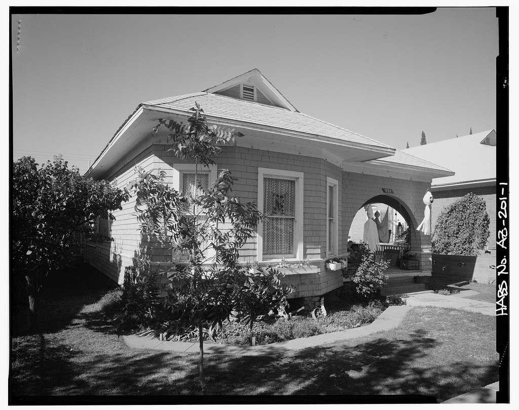 Otto Rosenthal House, 237 Coronado Boulevard, Clifton, Greenlee County, AZ