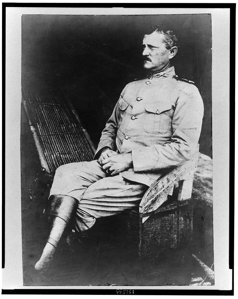 Pershing, Capt. John J., 15th Cavalry--Moro Conqueror in Mindanao
