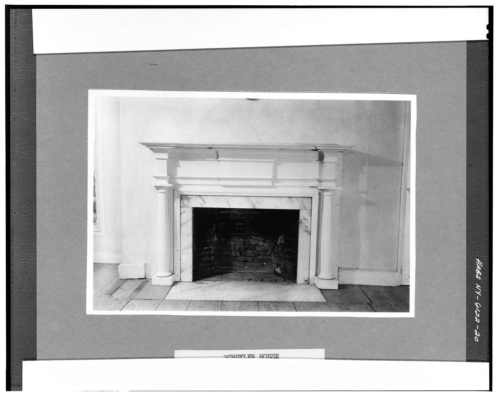Schuyler House, Saratoga Springs, Saratoga County, NY