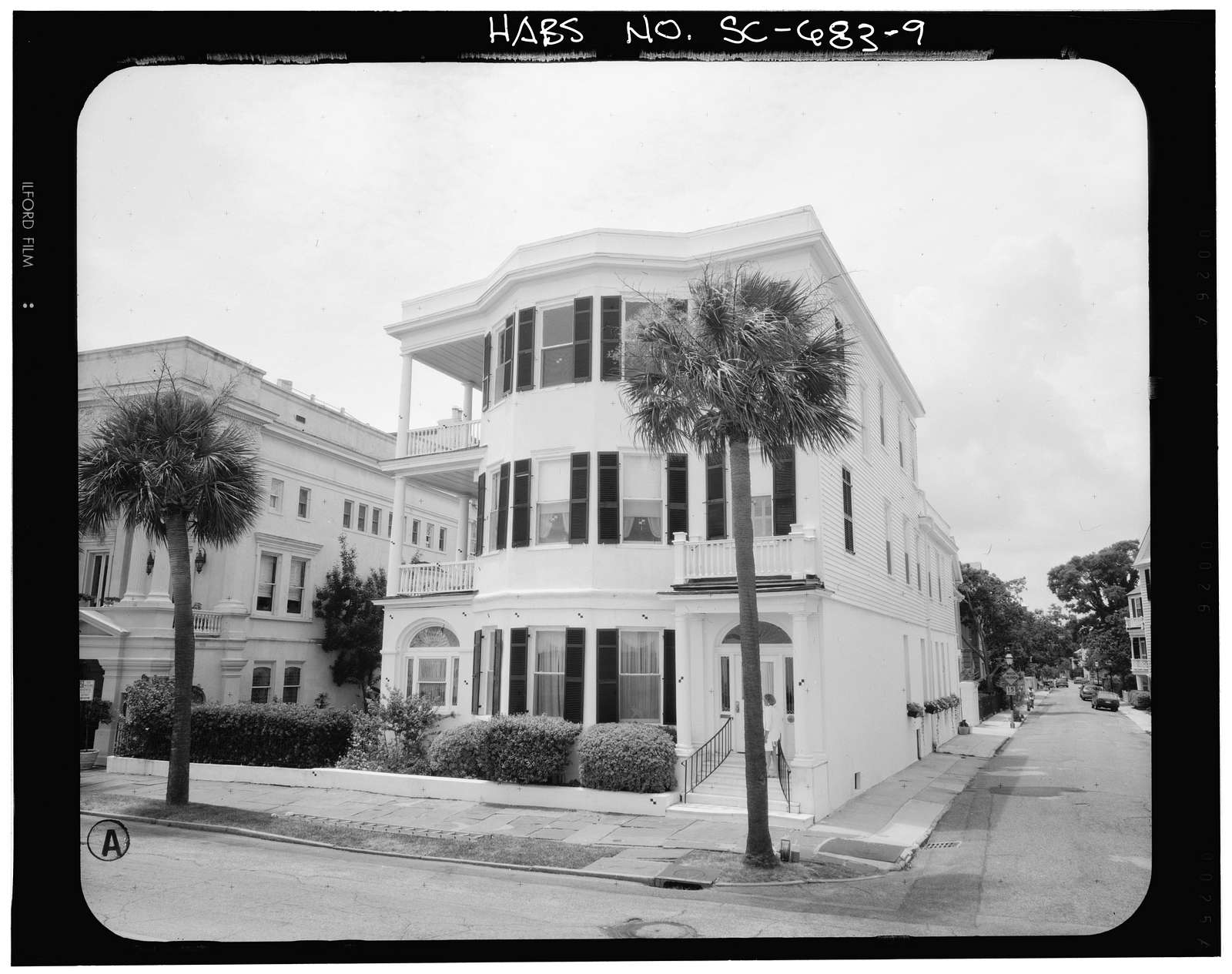 Shackleford-Williams House, 31 East Battery Street, Charleston, Charleston County, SC