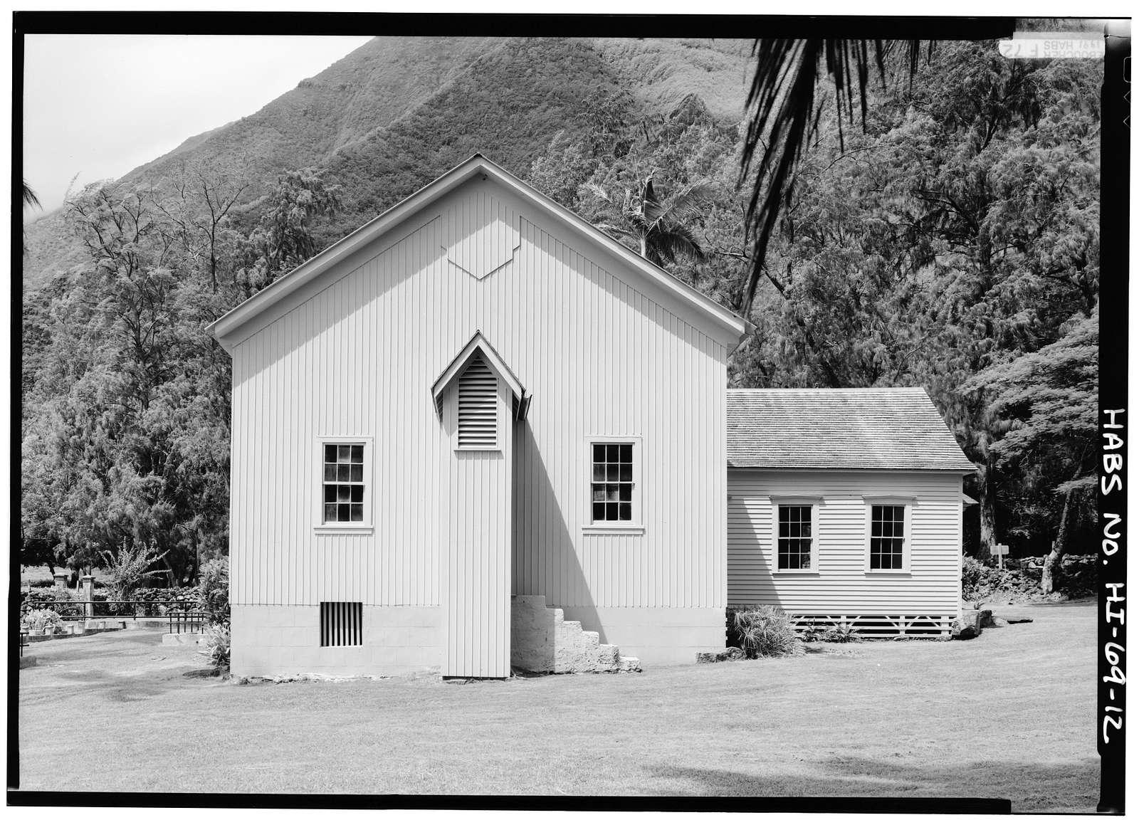 St. Philomena Roman Catholic Church, Moloka'i Island, Kalaupapa, Kalawao County, HI