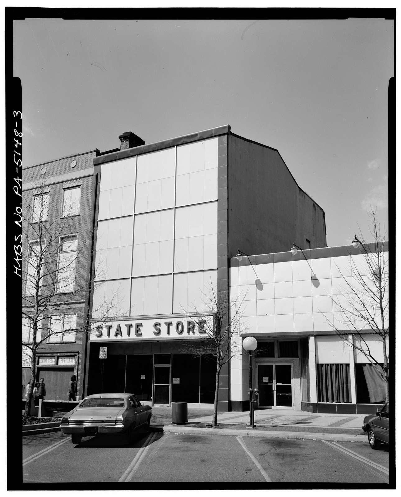 The Rennas Hotel, 403 Penn Street, Reading, Berks County, PA