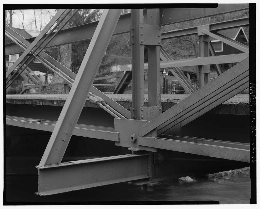 Warren County Bridge No. 19005, Spanning Lopatcong Creek at Lock Street, Phillipsburg, Warren County, NJ