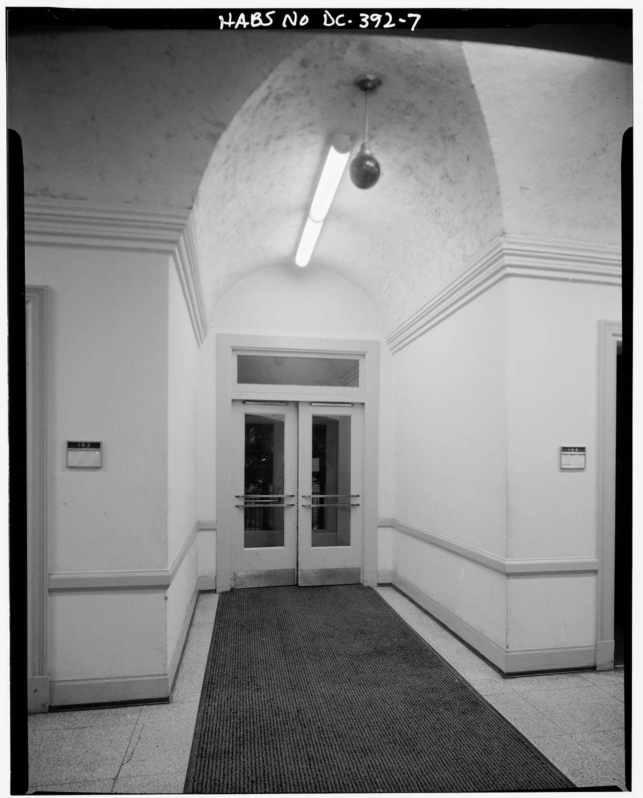 Winder Building, Seventeenth & F Streets, Northwest, Washington, District of Columbia, DC