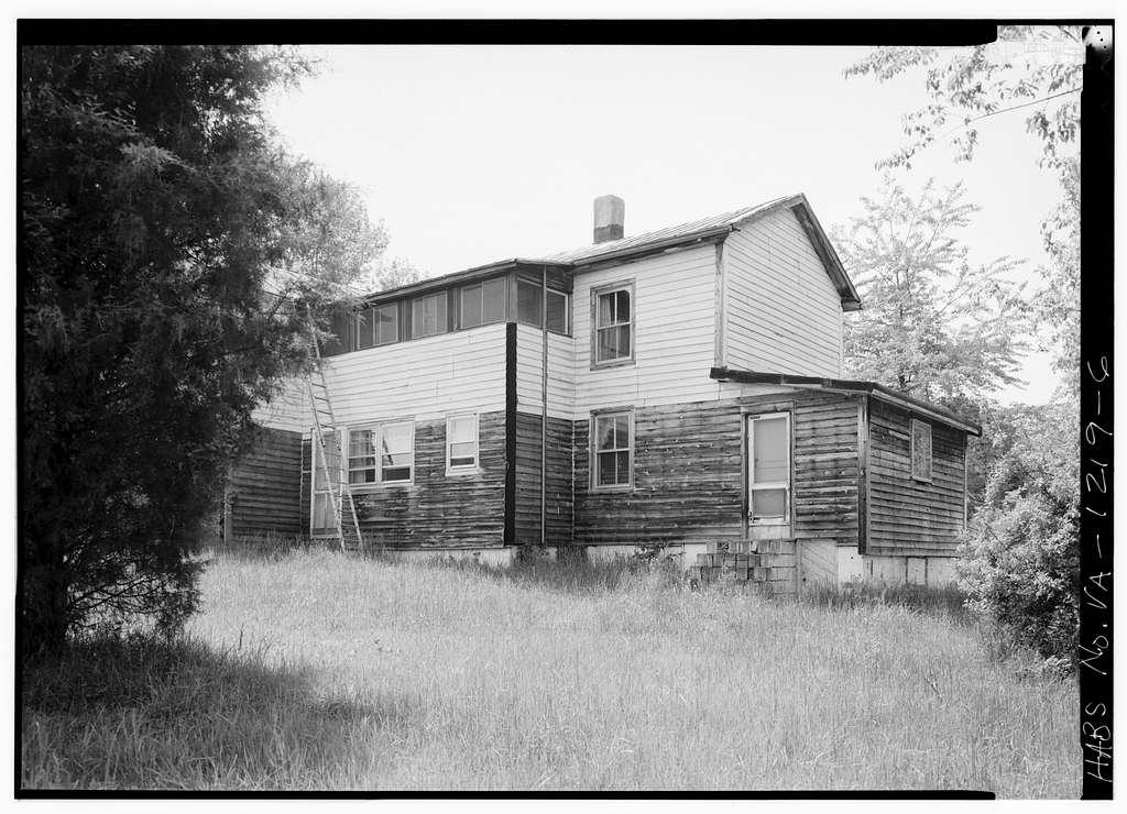 Beau Allyn, Route 22 vicinity, Gordonsville, Orange County, VA