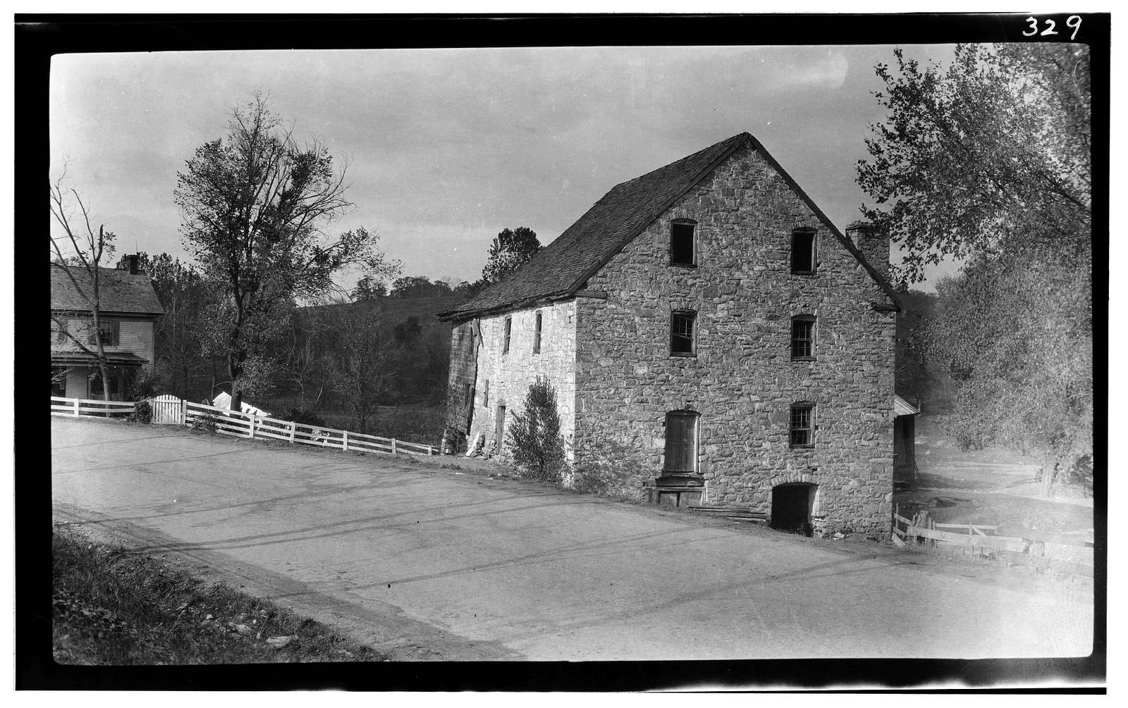 Burwell Mill, State Route 723, Millwood, Clarke County, VA