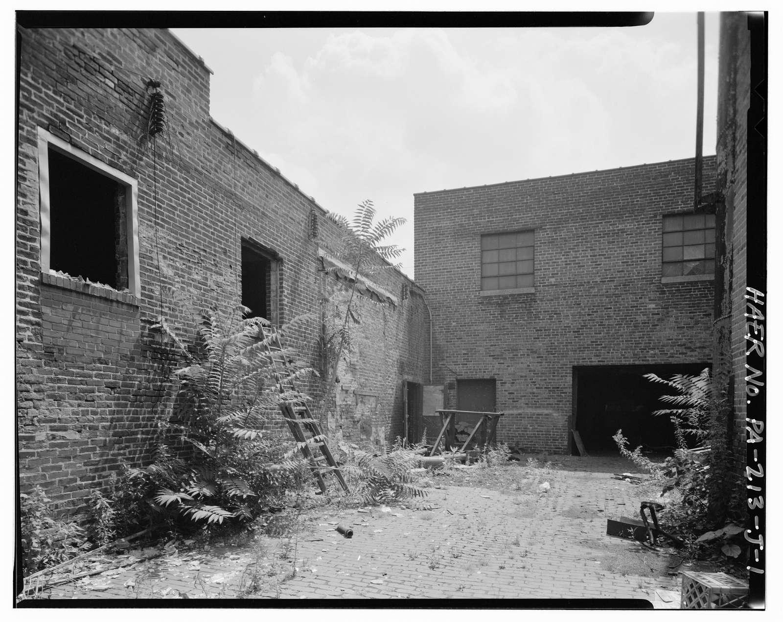 Daniel F. Waters Germantown Dye Works, Building J, 37-55 East Wister Street, Philadelphia, Philadelphia County, PA