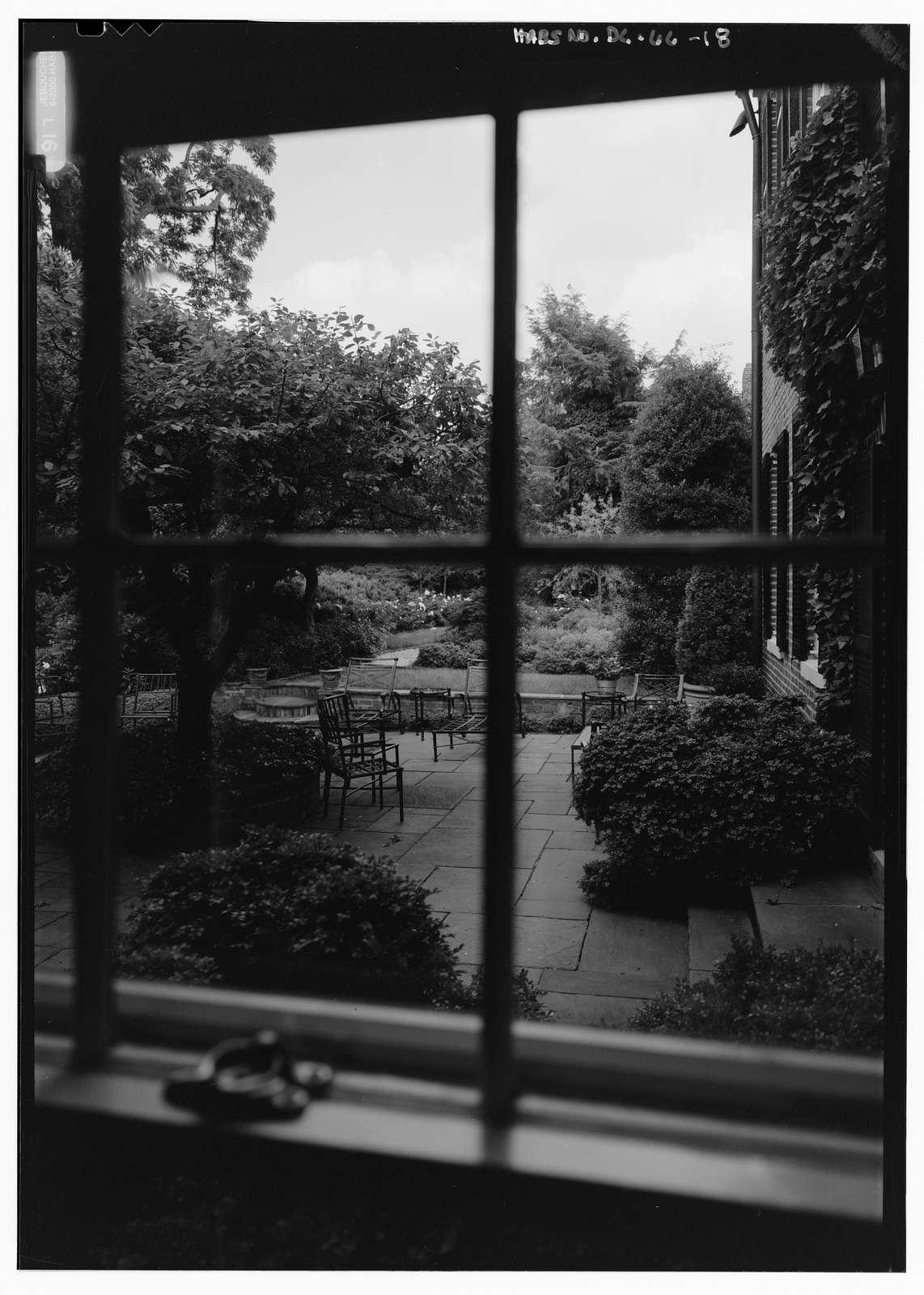 Henry Foxhall House, 3123 Dumbarton Street, Northwest, Washington, District of Columbia, DC