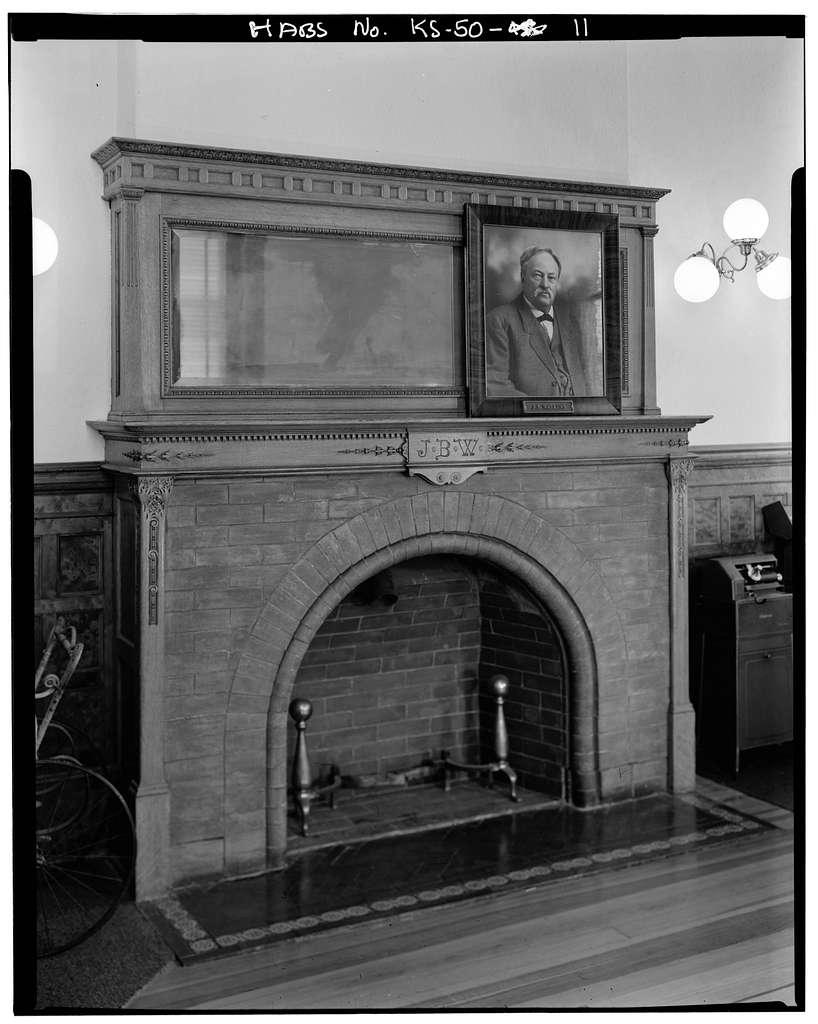 J. B. Watkins Land Company, 1047 Massachusetts Street, Lawrence, Douglas County, KS