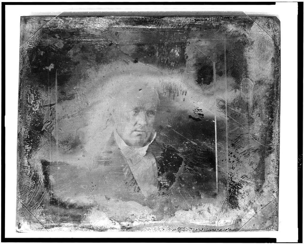 [James Buchanan, head-and-shoulders portrait, facing front]