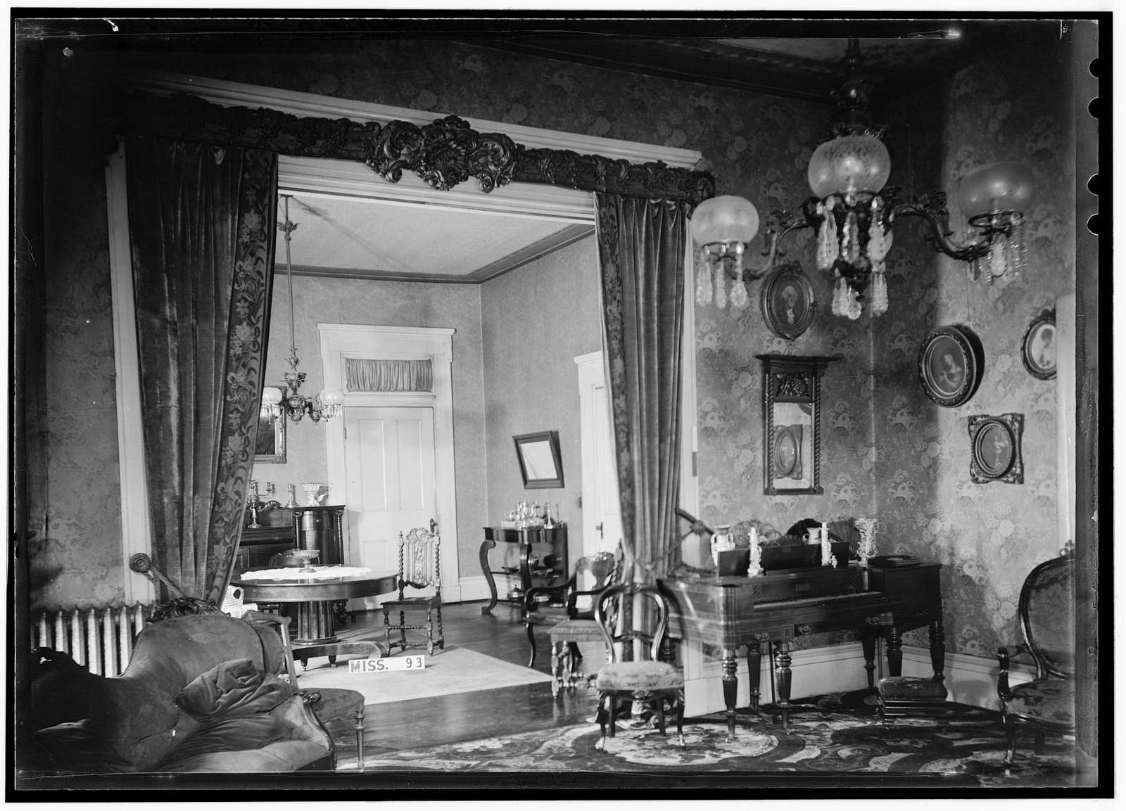 J.W. Hardy Estate, Columbus, Lowndes County, MS