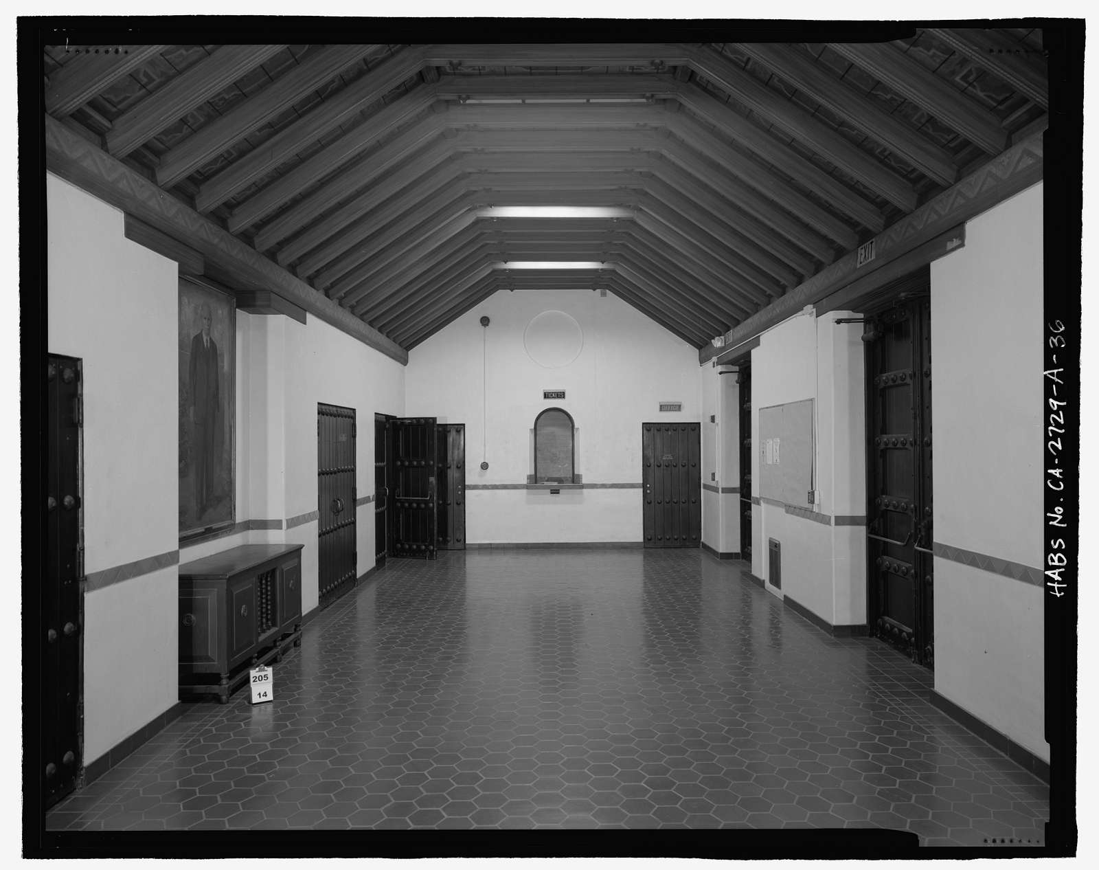 San Bernardino Valley College, Auditorium, 701 South Mount Vernon Avenue, San Bernardino, San Bernardino County, CA