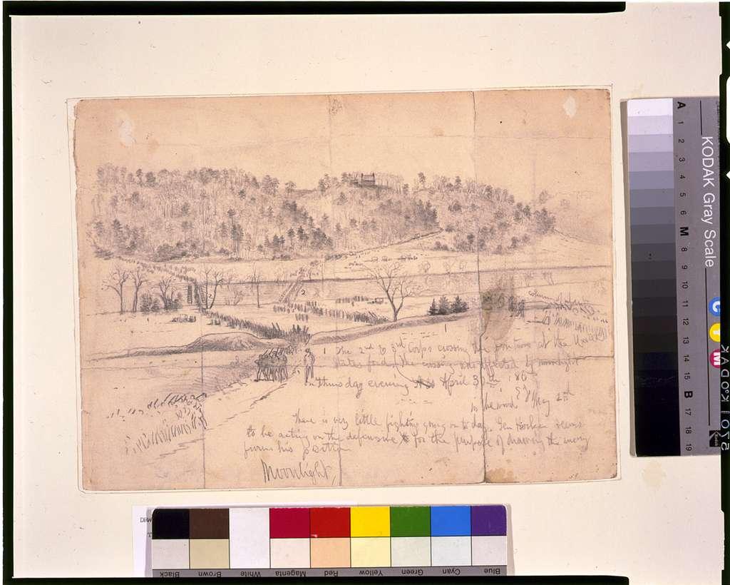 [The battle of Chancellorsville]