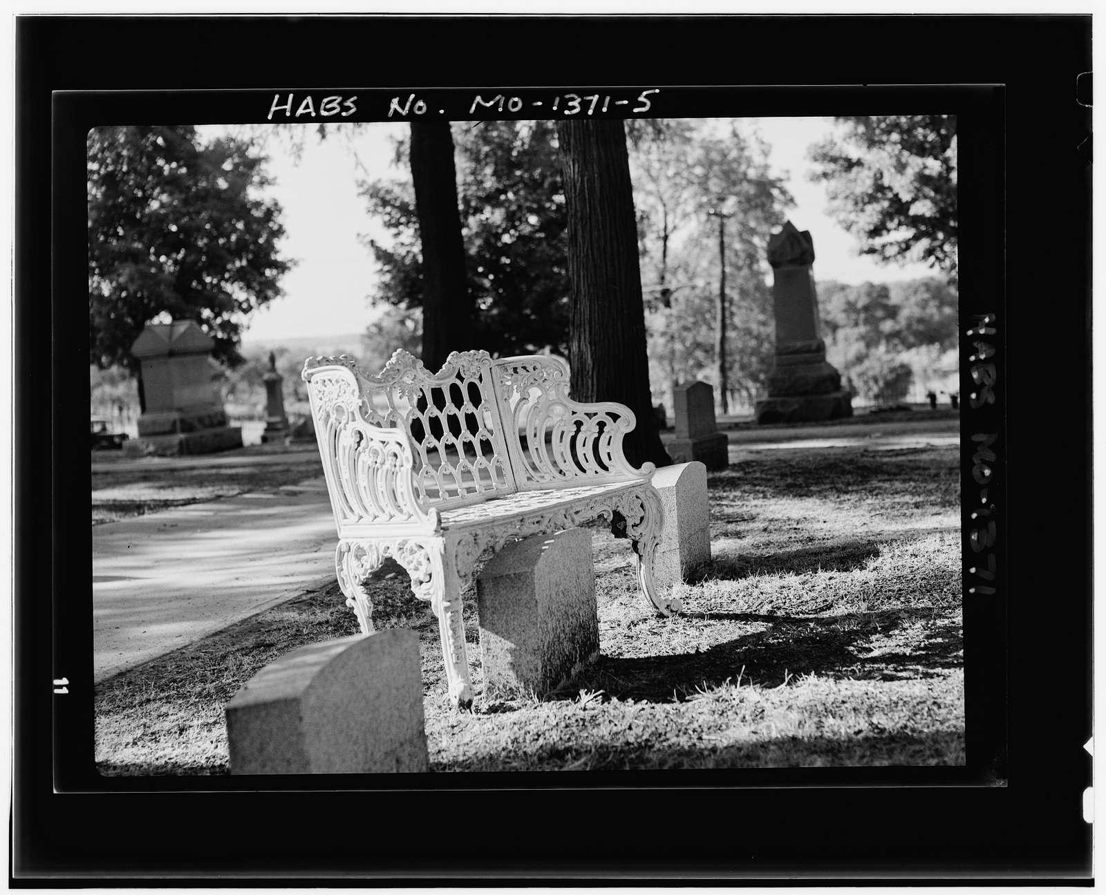 Walnut Grove Cemetery, Boonville, Cooper County, MO