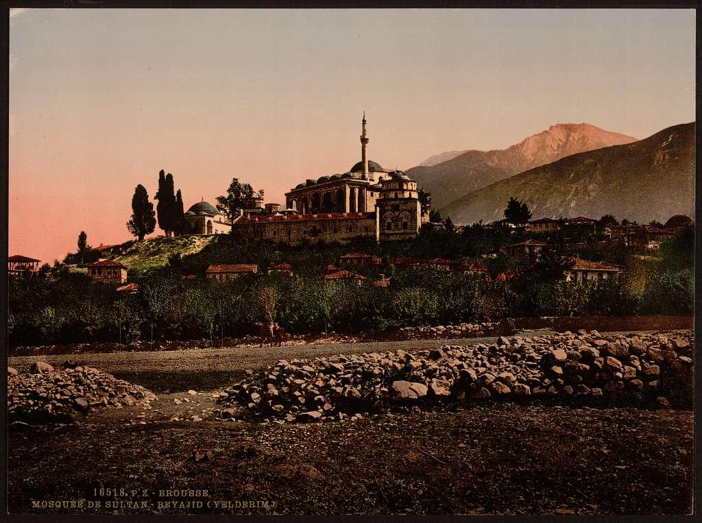 [Yıldırım Beyazıt mosque, Bursa, Turkey]