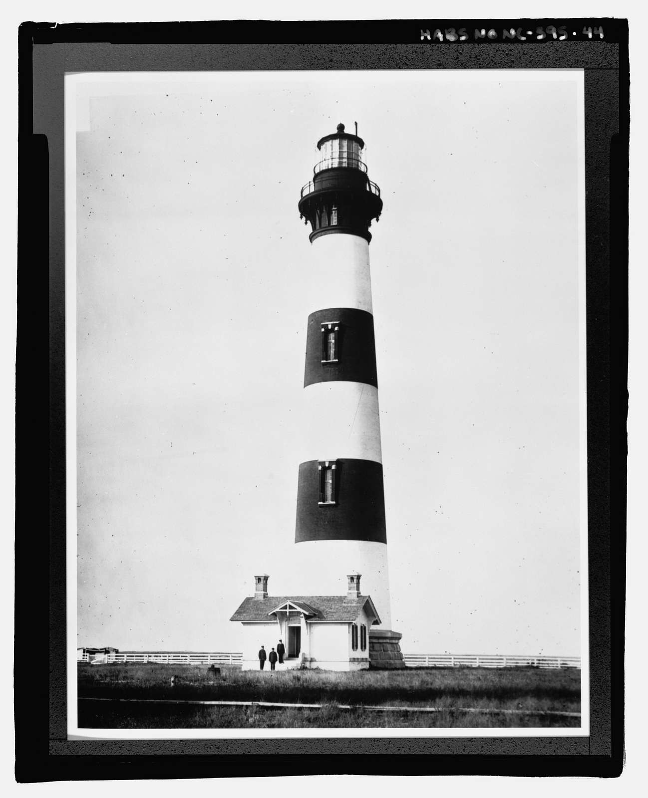 Bodie Island Light Station, Off Highway 12, Nags Head, Dare County, NC