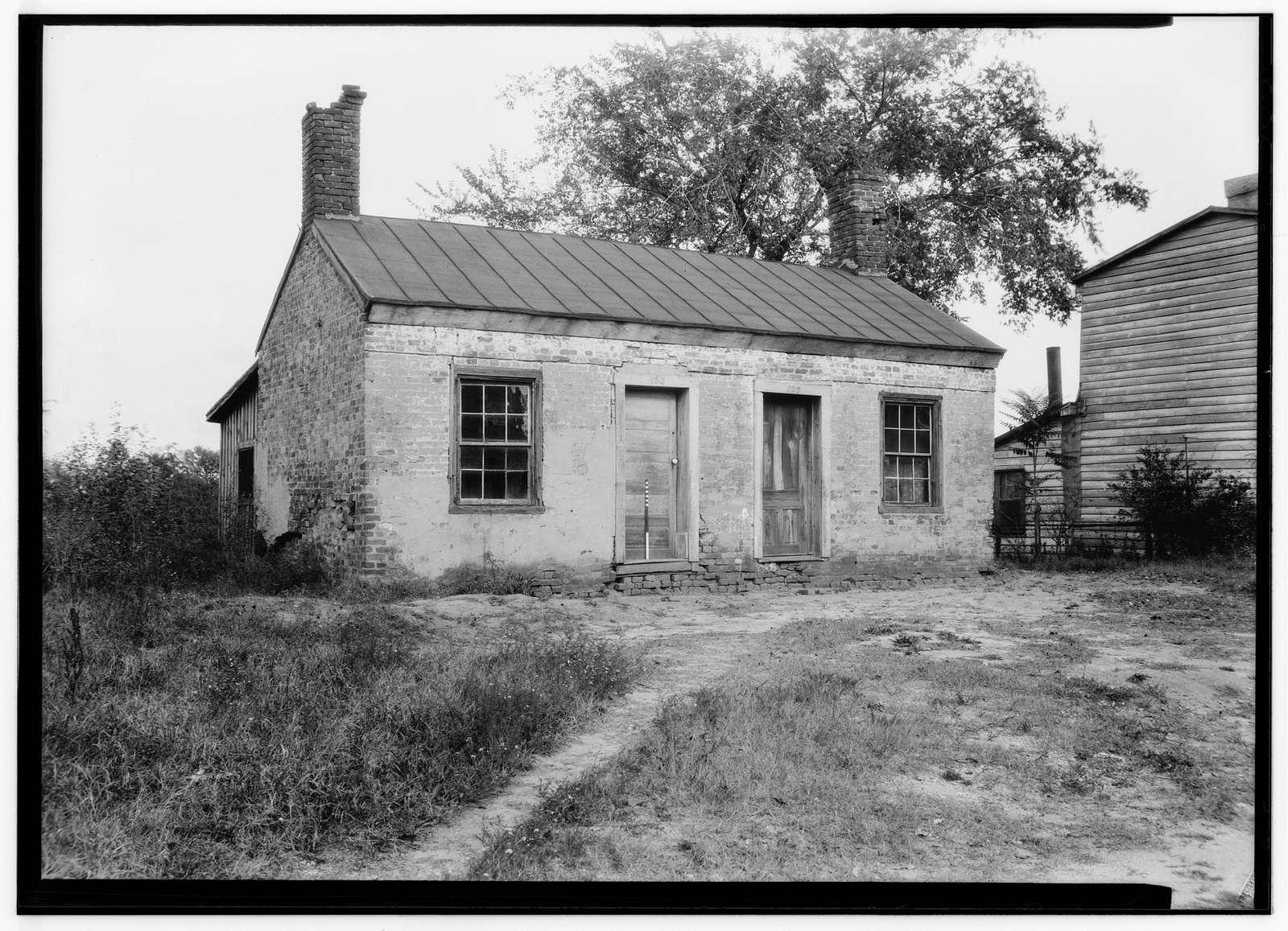 Brick House, Wills Street, Blandford, Petersburg, Petersburg, VA