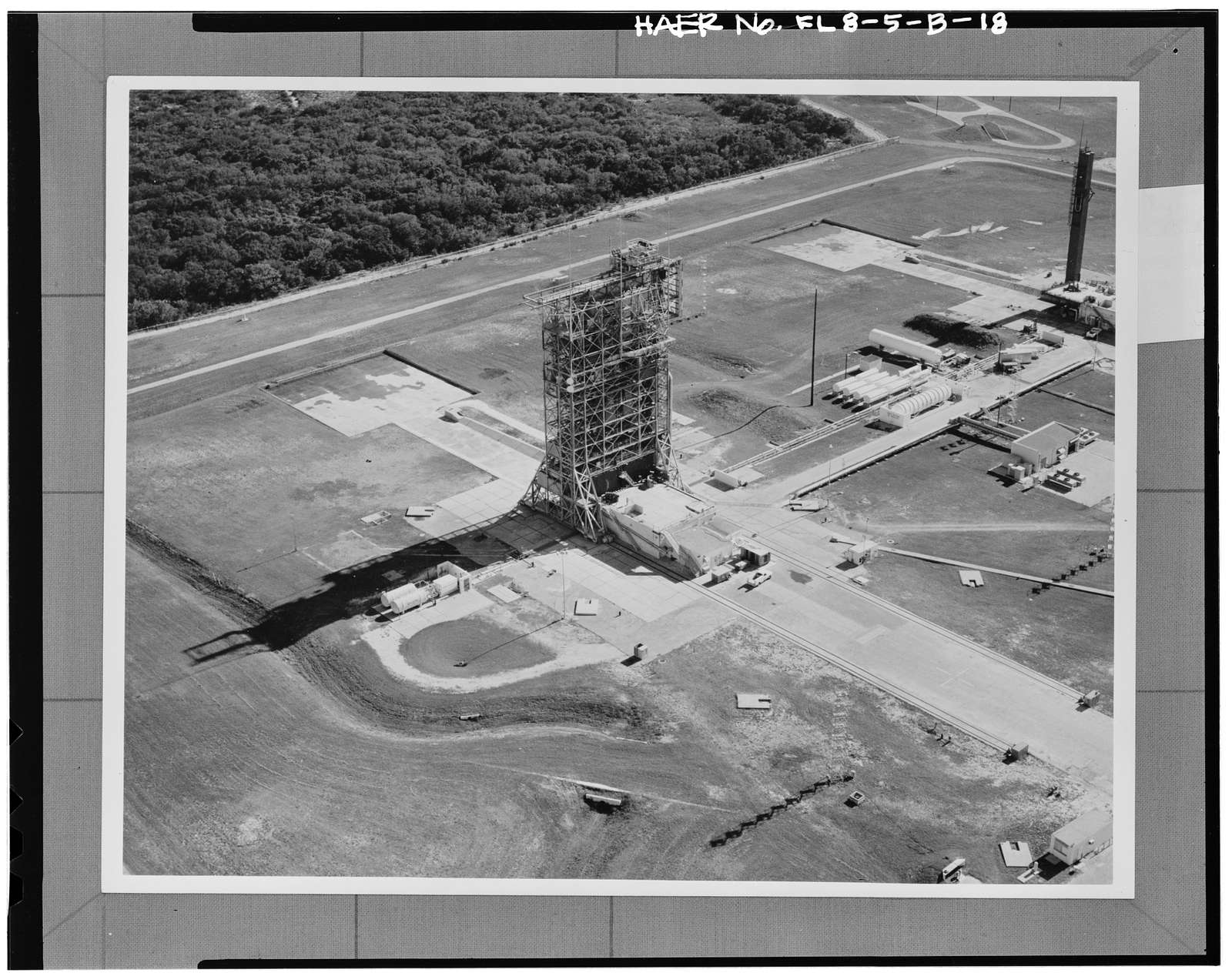 Cape Canaveral Air Station, Launch Complex 17, Facility 28501, East end of Lighthouse Road, Cape Canaveral, Brevard County, FL