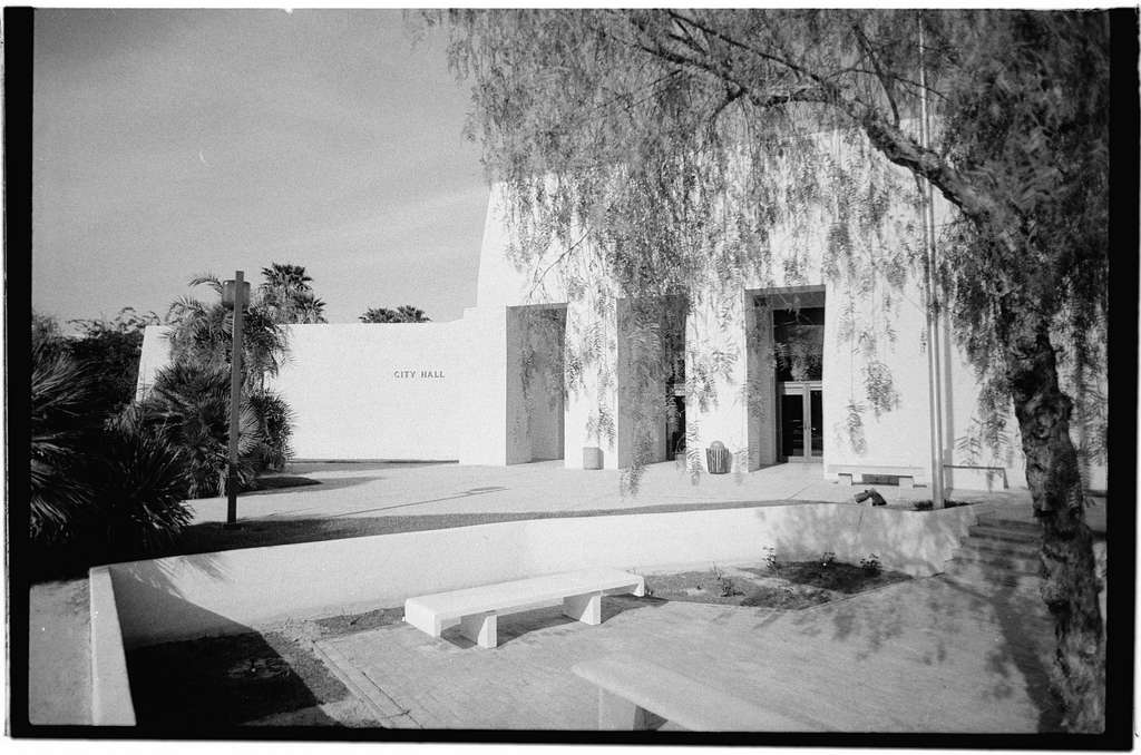 City Hall, Civil Center, Scottsdale, Maricopa County, AZ