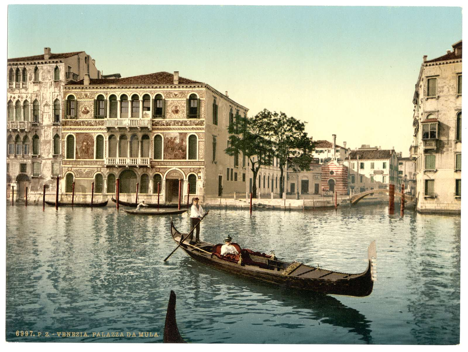 [Da Mulla Palace, Venice, Italy]