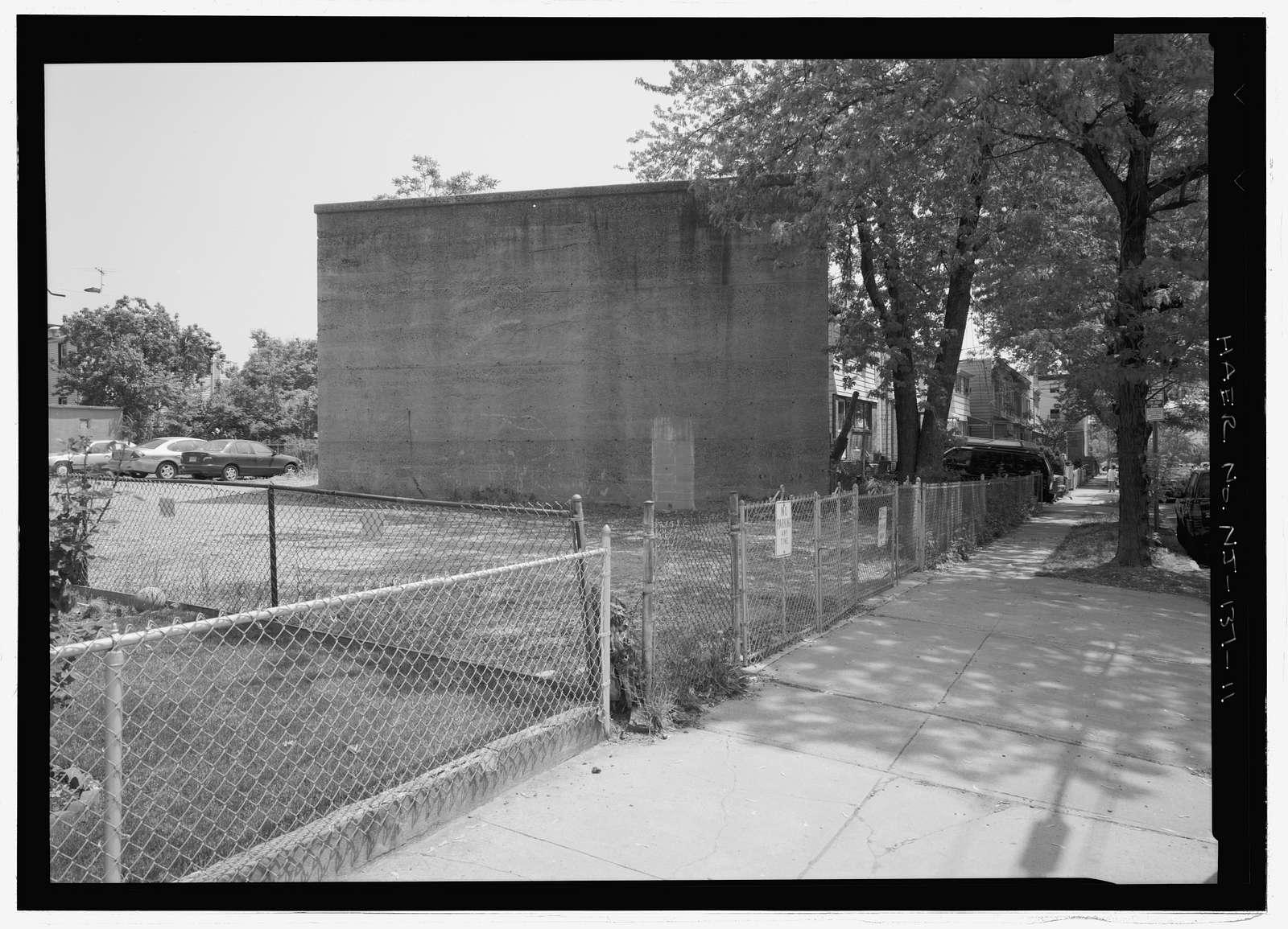 Delaware, Lackawanna & Western Railroad, South Bergen Tunnel, Jersey City, Hudson County, NJ