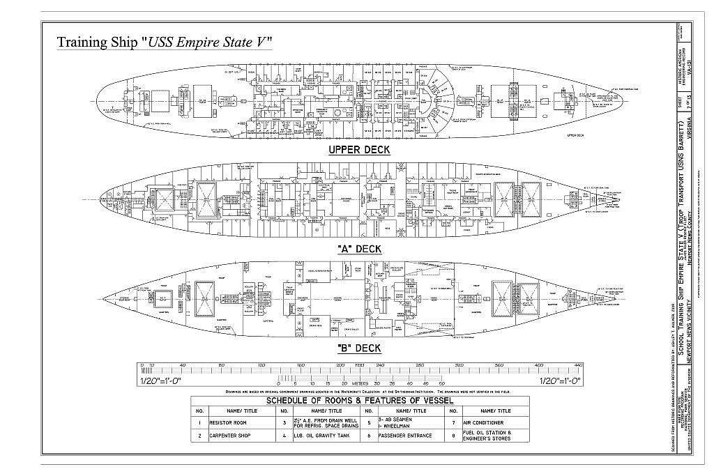 Empire State V, James River Reserve Fleet, Newport News, Newport News, VA