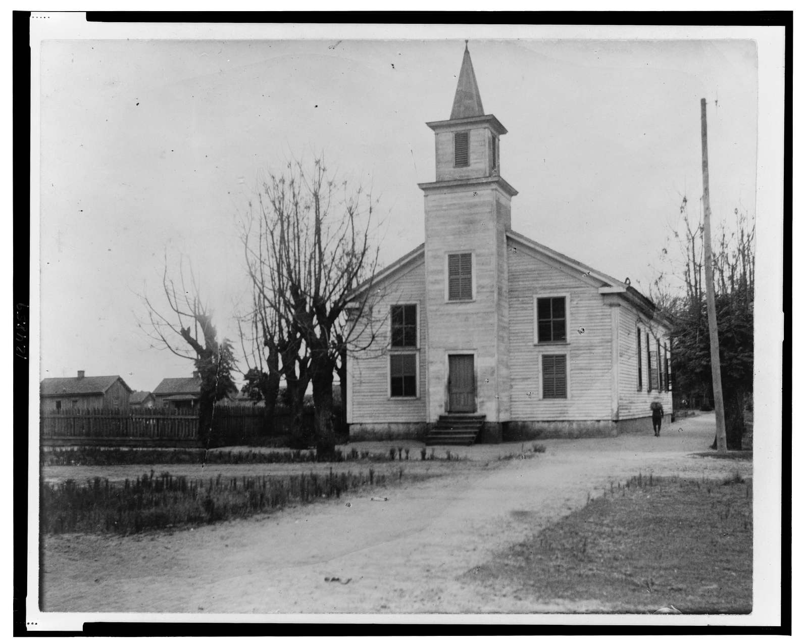 [Exterior view of church]