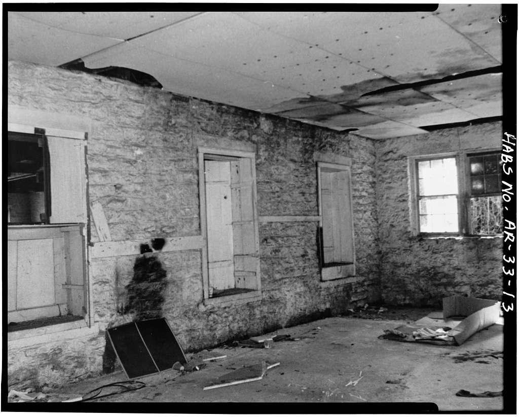 F. L. Mattock Building, 60 South Main Street, Eureka Springs, Carroll County, AR