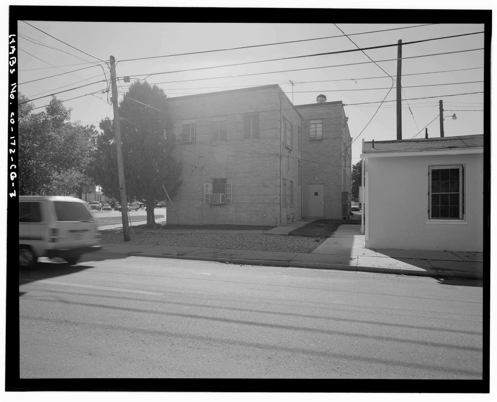 Fitzsimons General Hospital, Fire Station, Southwest Corner of East Harlow Avenue & South Page Street, Aurora, Adams County, CO