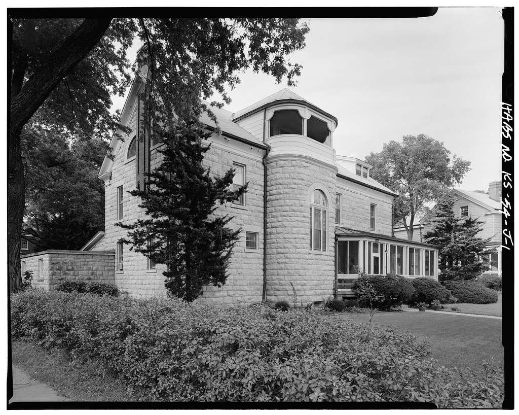 Fort Riley, Building No. 100, 100 Schofield Circle, Riley, Riley County, KS