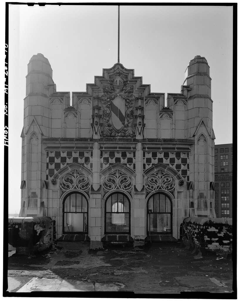 Metropolitan Building, 25-107 John R Street, Detroit, Wayne County, MI