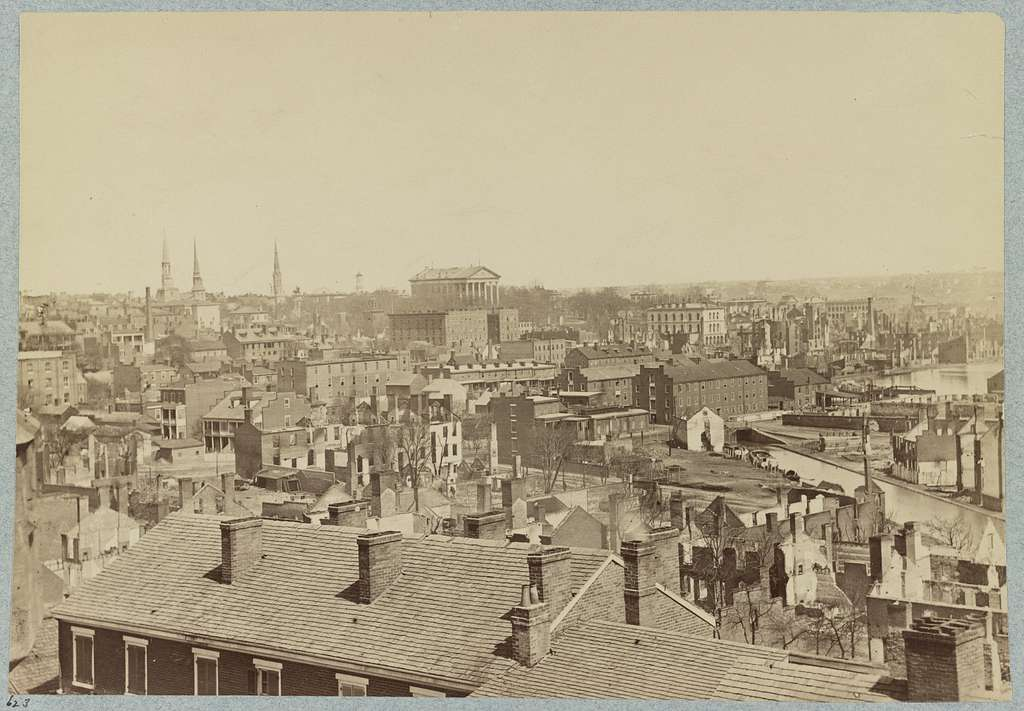 Richmond, Virginia, April, 1865