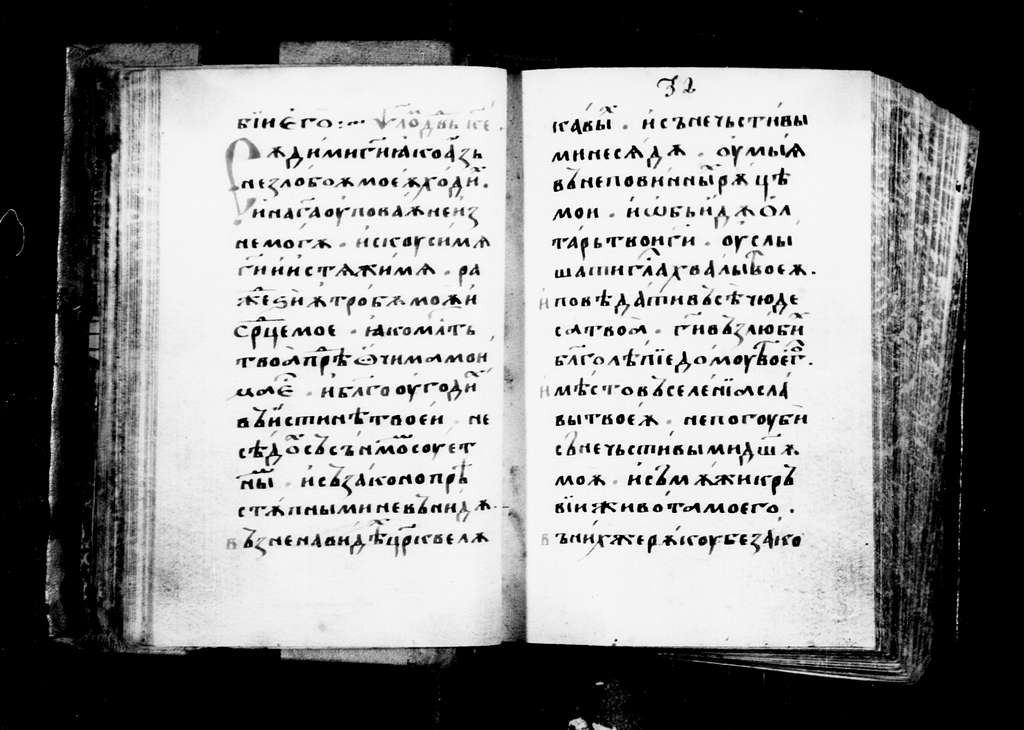 Slavonic 21. Psalter. 16th cent. 304 f. Pa. 19 ft
