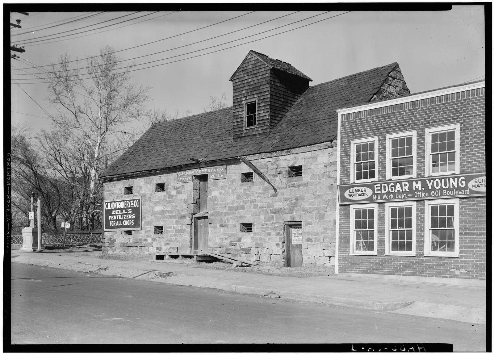 Stone Warehouse, 915 Sophia Street, Fredericksburg, Fredericksburg, VA
