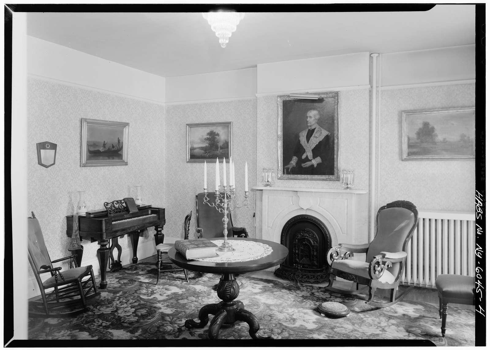 Susan B. Anthony House, 17 Madison Street, Rochester, Monroe County, NY
