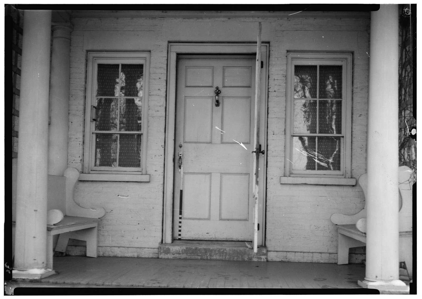 Van Alstyne House, Canajoharie, Montgomery County, NY