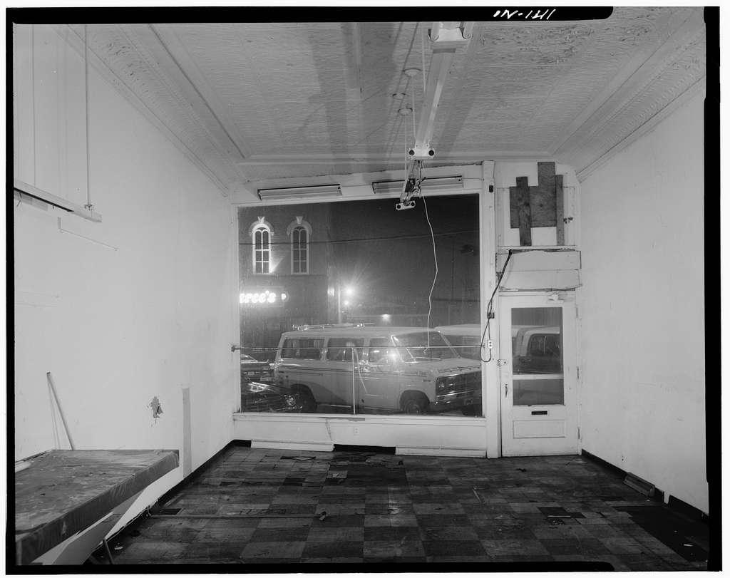 115 North Main Street (Commercial Building), Mishawaka, St. Joseph County, IN