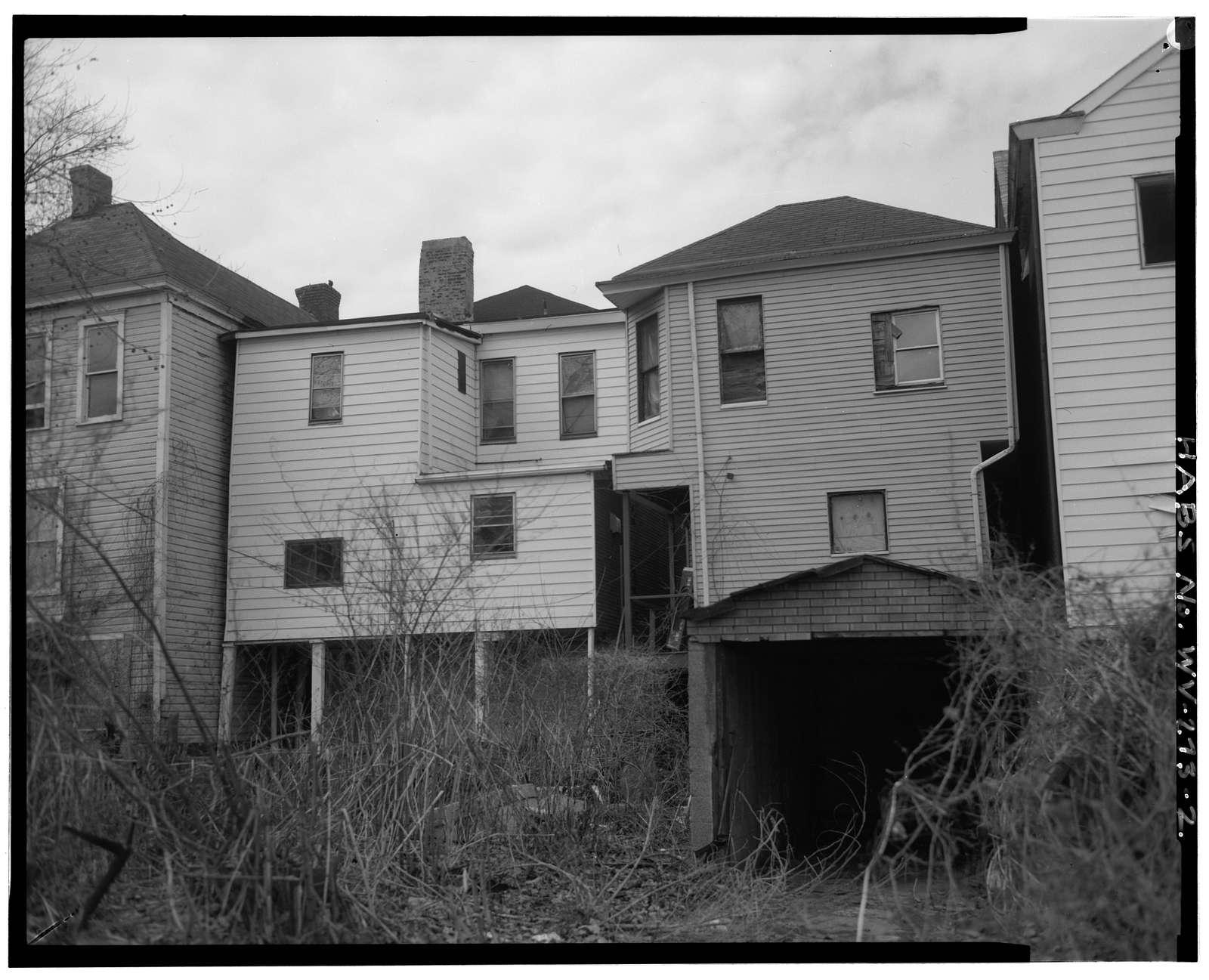 178 Zane Street (House), Wheeling, Ohio County, WV