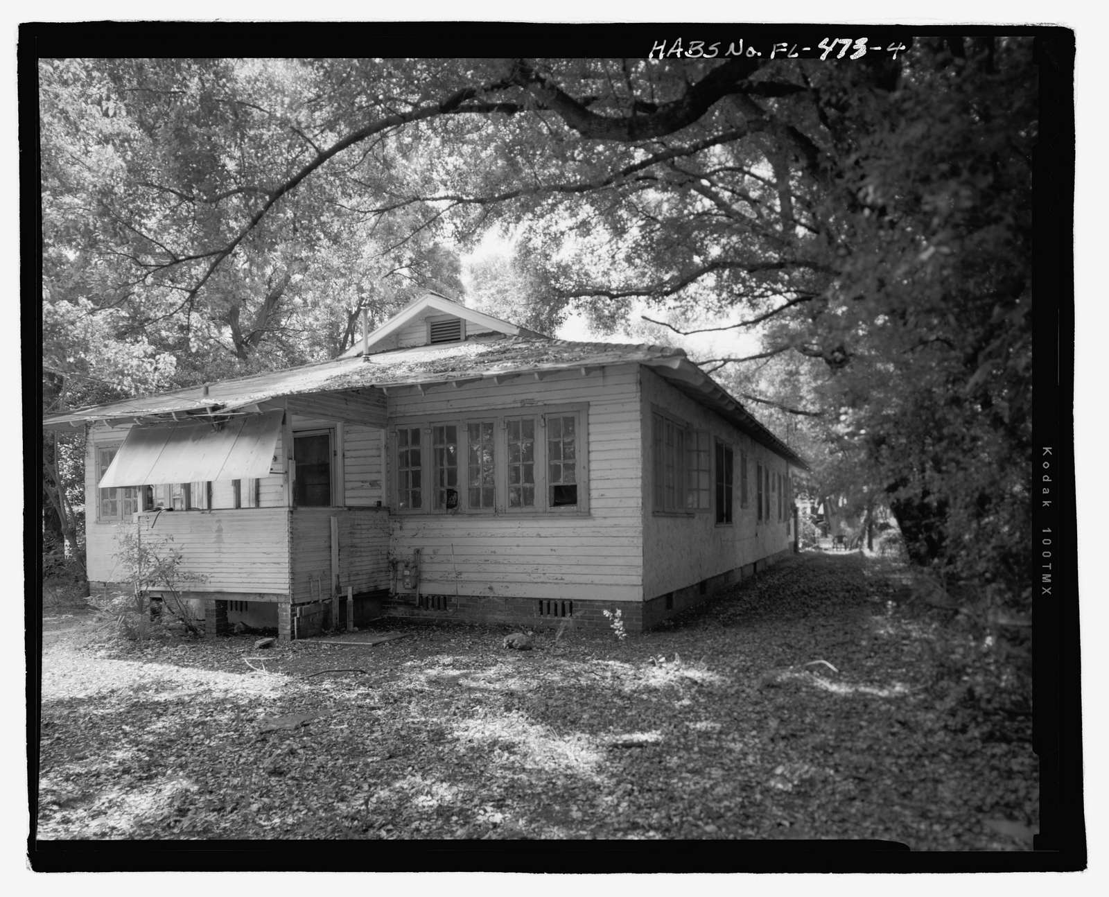 606 East Frances Street (House), Tampa, Hillsborough County, FL