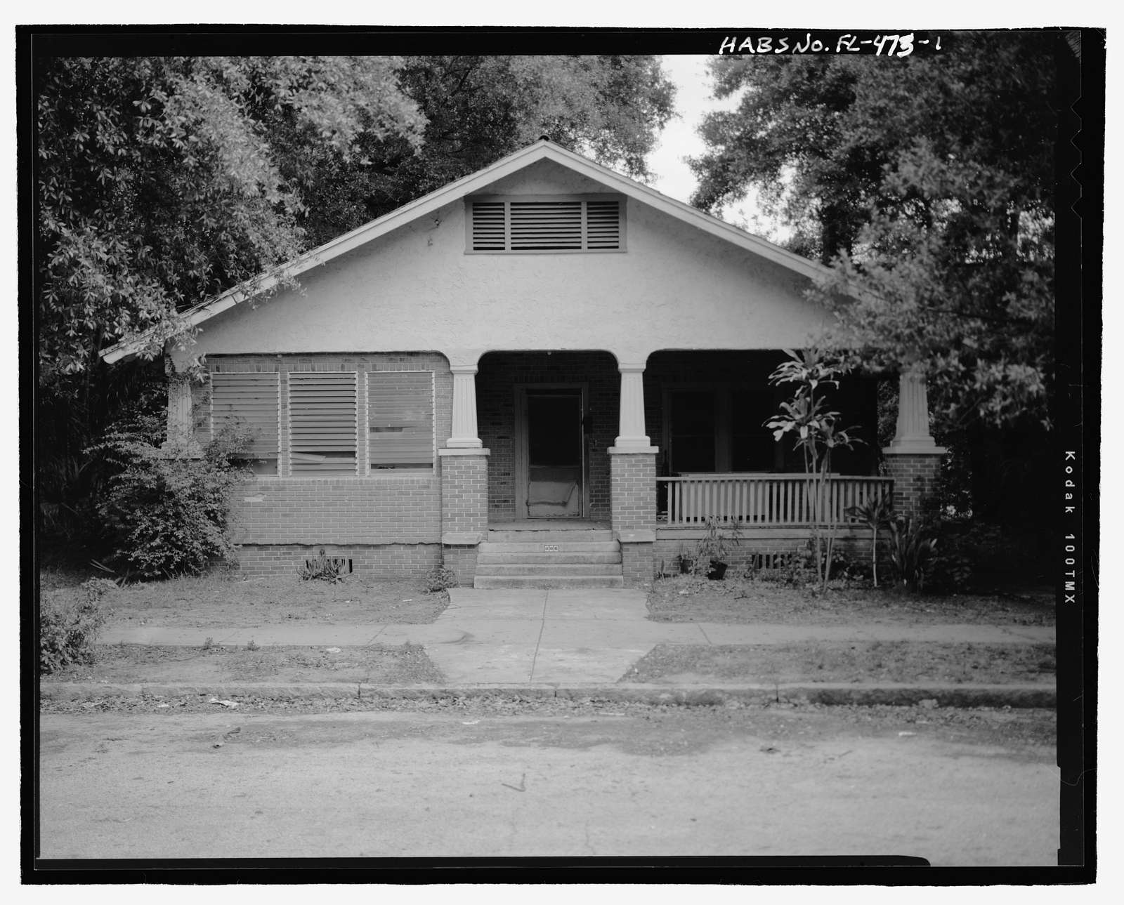 606 East Frances Street (House), Tampa, Hillsborough County, FL