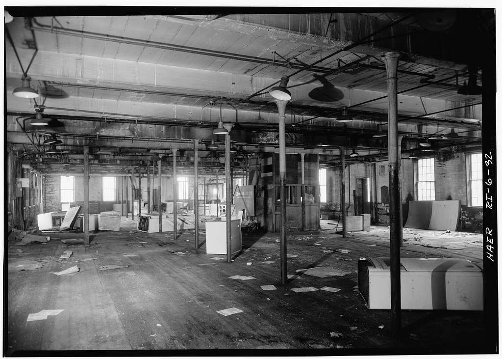 American Screw Company, Stevens Street, Providence, Providence County, RI