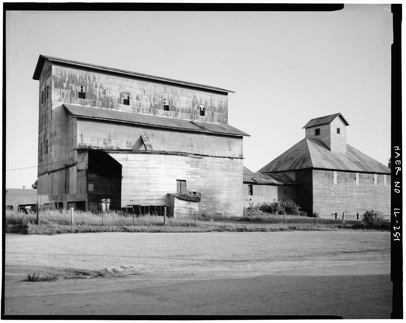 Armour's Warehouse, Williams Street, Seneca, La Salle County, IL